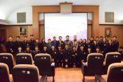 โครงการอบรมเชิงปฏิบัติการครูพลศึกษาในยุคดิจิตอล4.0 โดยนิสิตปริญญาโทสาขาวิชาพลศึกษา ปี 2562