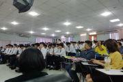 ปฐมนิเทศนิสิตระดับบัณฑิตศึกษา ภาควิชาพลศึกษา ปีการศึกษา2562